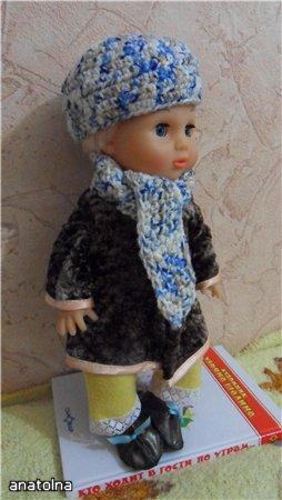 Как сшить кукле зимнюю одежду своими руками