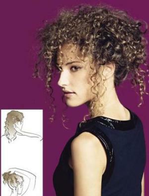 Как выбрать прическу для непослушных волос