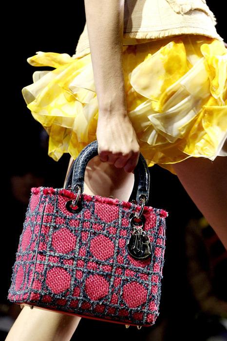 Женские Сумки Dior 2011.Фото.