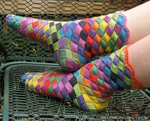 Дата: Воскресенье, 13.11.2011, 02:46 Сообщение 5721. пондравились мне так. марья, Маш, а ты случаем не такие носочки...