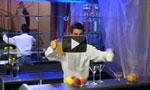 Смотрим видео рецепт приготовления очень вкусного коктейля со сливками и.