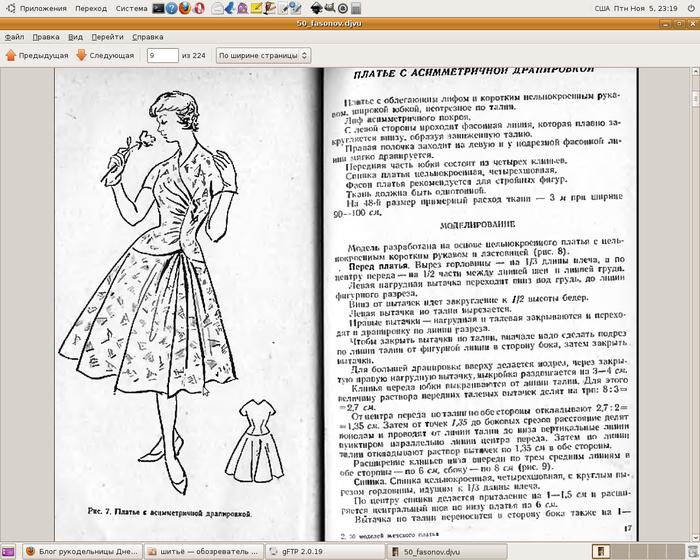 Женские платья 80 х с выкройками
