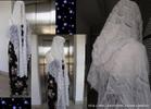 Выбор свадебного платья. выкройка детской накидки с капюшоном. выкройка накидки с.