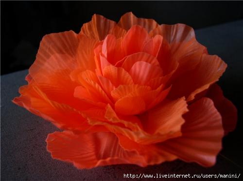 своими руками цветок из замши Мебель.