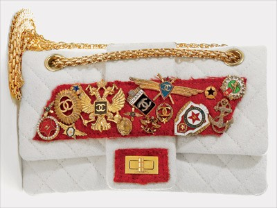 "Сумка Chanel из коллекции  ""Париж-Москва "".  Метки данной записи. мда."