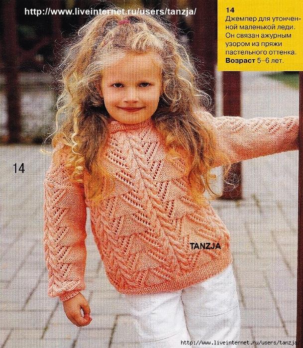 Посмотрите схемы вязания
