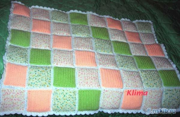 Сделать своими руками одеяло