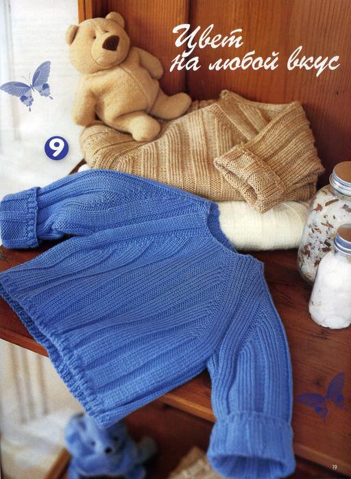 вязание спицами с регланом. вязание спицами для детей описание реглана...