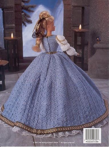 【转载】漂亮的芭比娃娃(9)