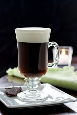 Оригинальный рецепт Джо Шеридана.  Мой любимый ирландский кофе.