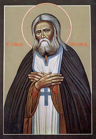Серафим Саровский просил Бога избавить его от редкого дара.  При ясновидении в пространстве человек может видеть...