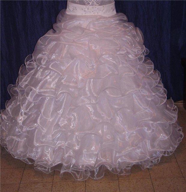 Пышное платье сделать своими руками 59