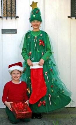 Сшить костюм елка своими руками