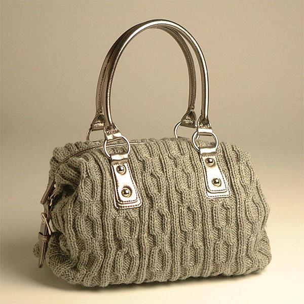 Re: Дизайн вязаных сумок.