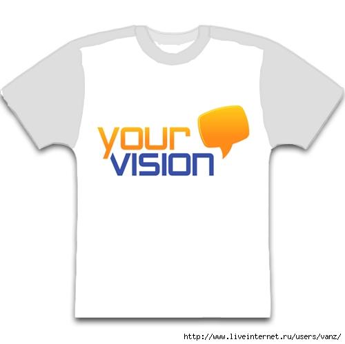 Теги. spot 22. майки. yvision. вот набросал дизайны маек :-) для yvision.