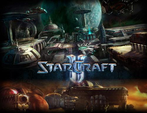 Starcraft 2 Сoncept Art.