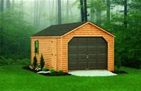 А нужен ли вообще гараж или можно обойтись навесом/площадкой для.