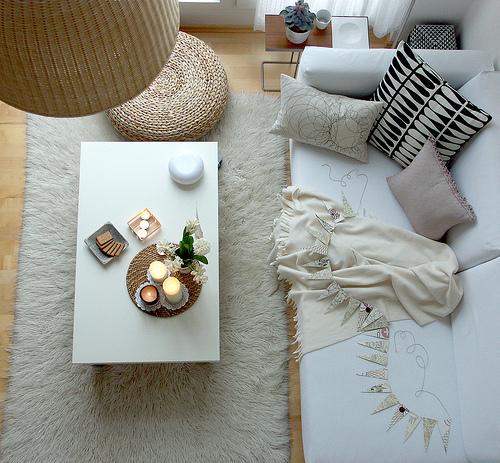 25 замечательных интерьеров гостиных.