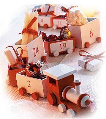 Делаем рождественский календарь