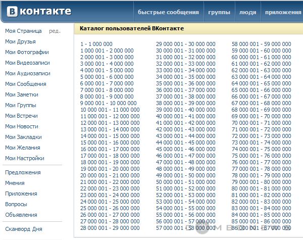 Скачать бесплатно программу взлома паролей ВКонтакте.