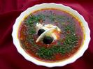 Процесс приготовления грибной и рыбной солянки идентичен процессу приготовления сборной мясной солянки.