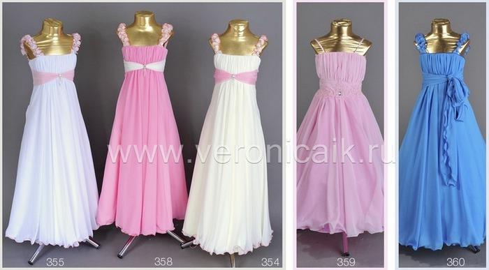 Бальное платье в пол своими руками 15
