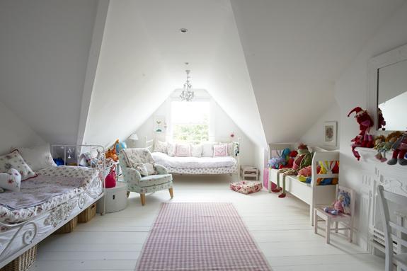 Фото 40 лучших детских комнат.