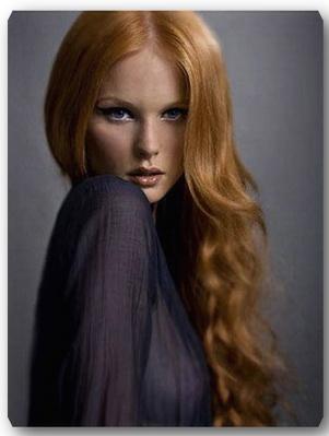 Красивые рыжие волосы архив классных