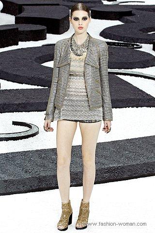 Жакет Chanel весна-лето 2011.