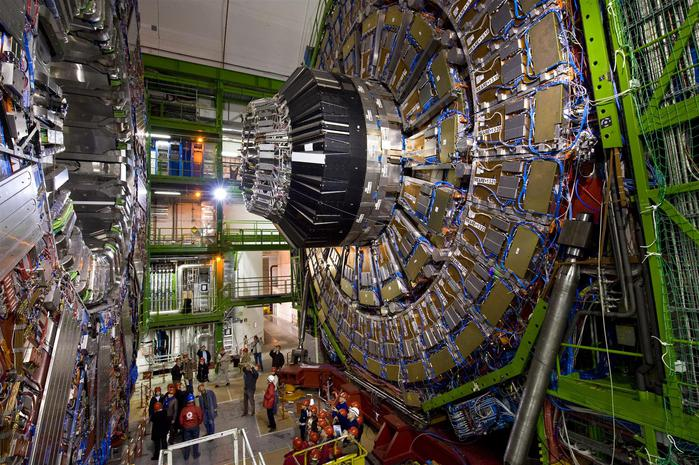 Ученые адронный коллайдер может