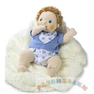 Кукла из бутылок своими руками