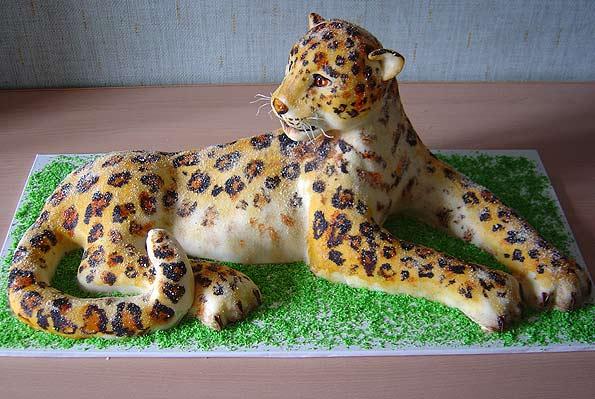 Невероятно красивых тортов