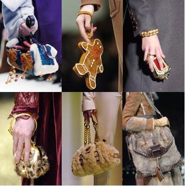 История женских сумок началась с... мужского кармана.