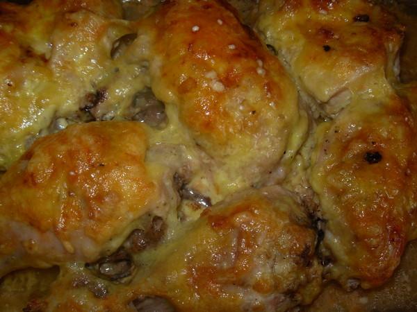 Как вкусно приготовить блюда из курицы