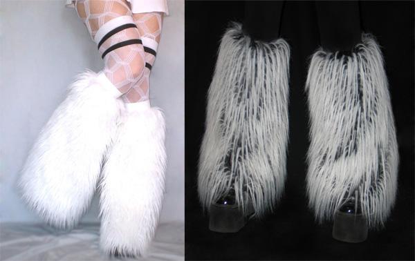 Как сшить гетры из меха Если вы обладаете элементарными навыками шитья и...