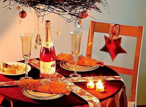 Праздничный стол: какие напитки к каким блюдам подавать?