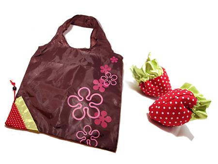 Эко-сумки - это чудесные и красивые сумочки.В сложенном виде это-брелок.