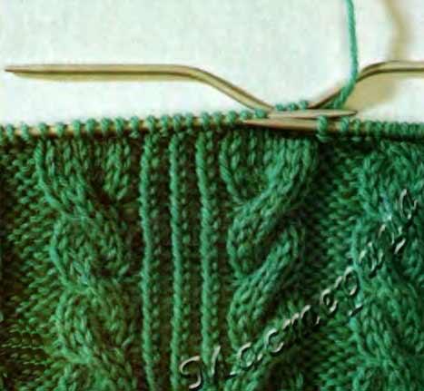 Энциклопедия lt b gt вязания lt b gt lt b gt вязание кос спицами lt b gt.