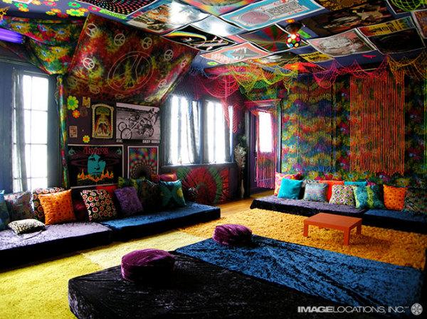 свой цитатник или сообщество!  Хиппи это стиль, в котором много цвета...