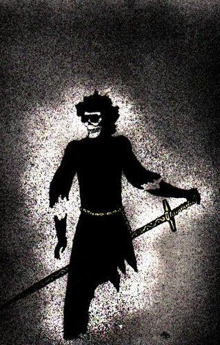Объятия дьявола крылатые демоны