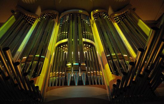 В Ярославле состоится фестиваль органной музыки.