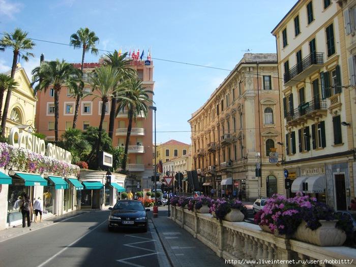 фото города сан-ремо