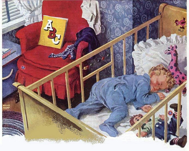 """Схема вышивки  """"Сладкий сон """": предпросмотр."""