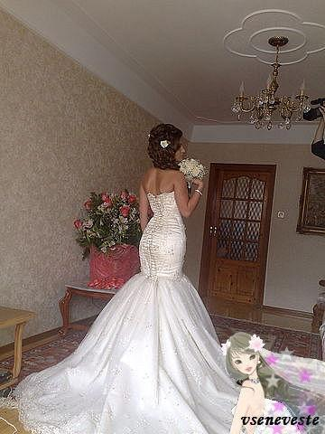 простое платье из трикотажа