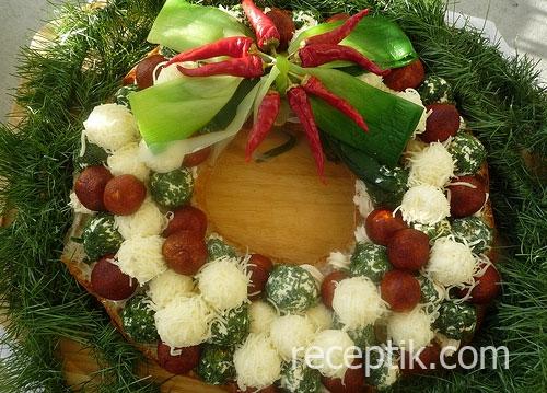 Рулетка новогодние блюда рецепты с фотографиями нибудь давал