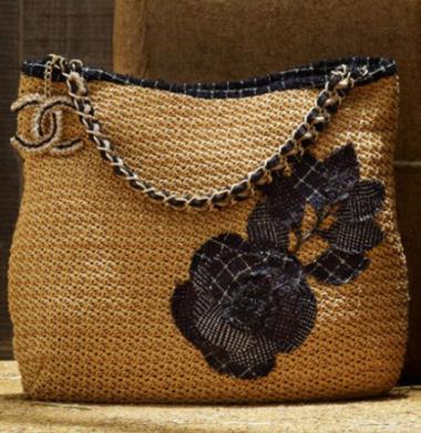 Chanel весна-лето 2010: сумочки.