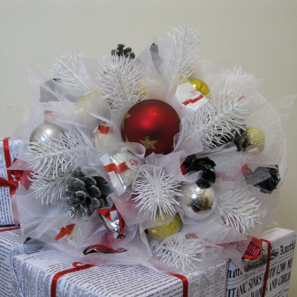 Нежные подарки своими руками к новому году