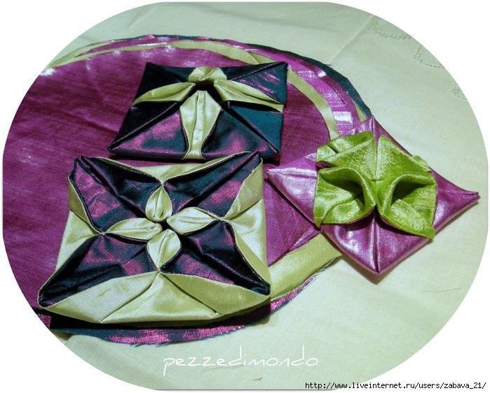 Гладиолус= оригами.  Некоторое время назад, увидев эту работу, стала искать схему.... и нашла.  Прочитать целикомВ.