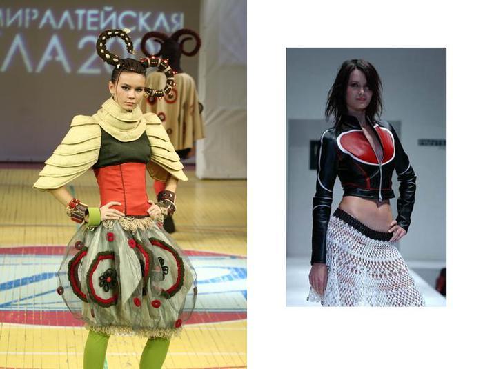 Авангард Стиль Одежды