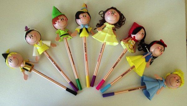 Куклы из фоамирана своими руками для начинающих